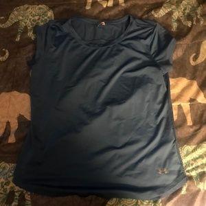 Under Armour Run Shirt (blue)